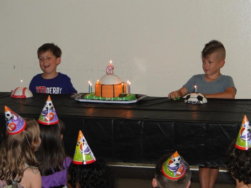 Friends 6th birthday